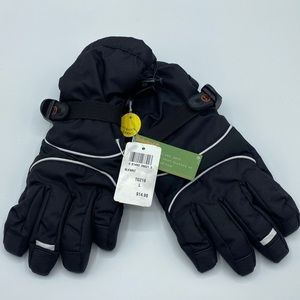 TIMBERLAND JUNIORS FLEECE LINED GLOVES LARGE